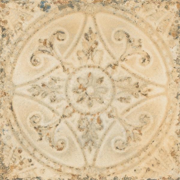 Brooklyn Embossed Ceramic Painted Ca Pietra