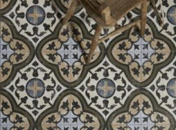 Moroccan Impressions Porcelain Carthusian