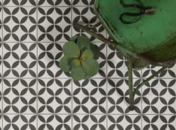 Orla Pattern Encaustic Tile