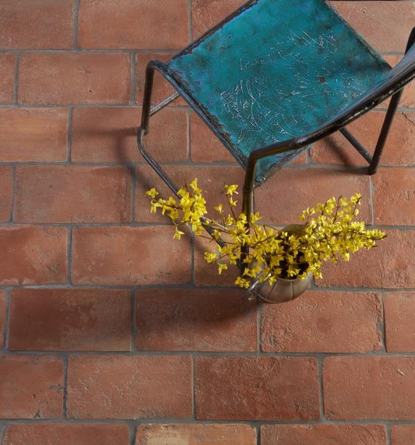 Antique Terracota Brick rect