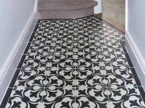 Ashley Pattern Tile Ca Pietra