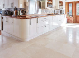 Bergamo Limestone Honed Finish