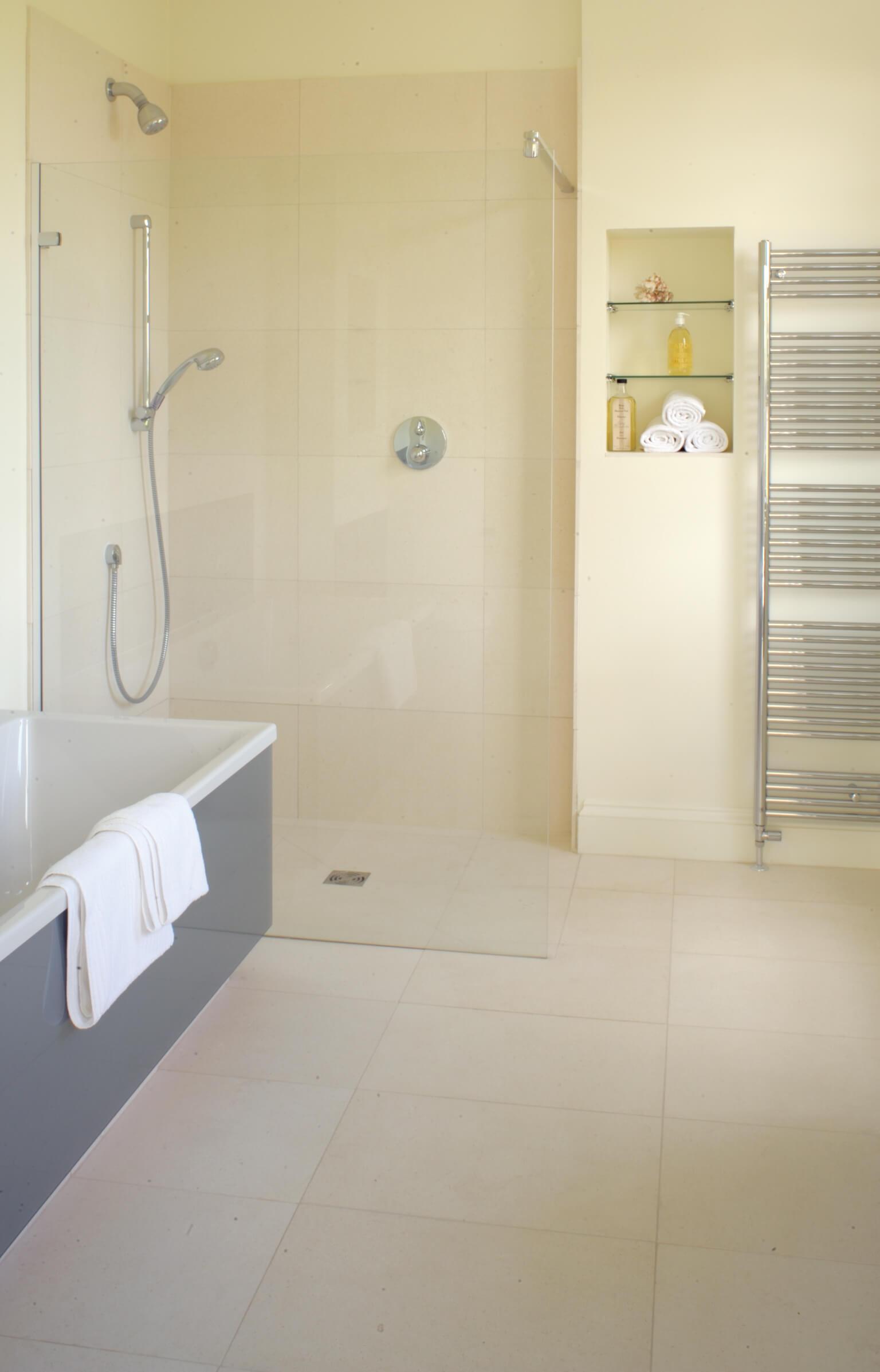 Blanc Limestone Honed Tiles | Ca\' Pietra