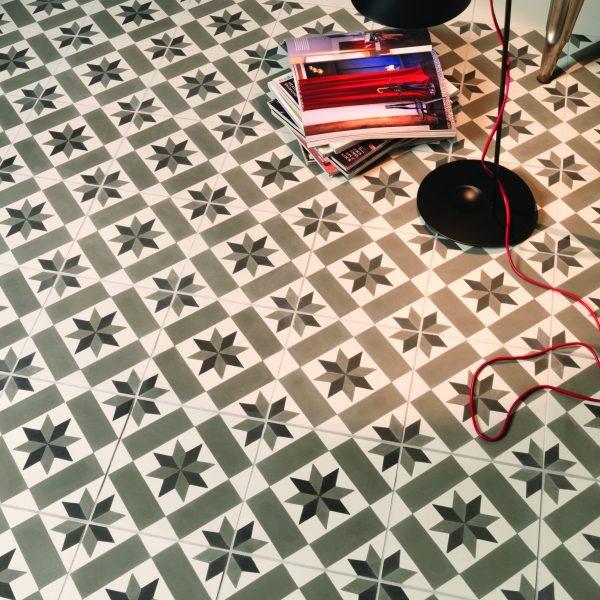 Chelsea Pattern Tile Ca Pietra