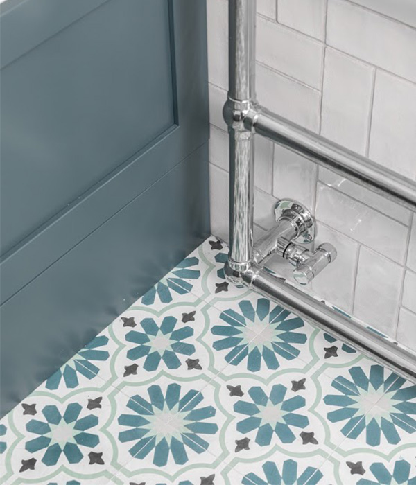 Cordoba Encaustic – North Arch Bathrooms London