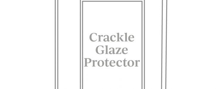 SSG596 – Ancillaries Crack Glaze Protector