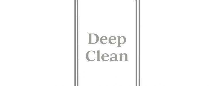 SSG596 – Ancillaries Deep Clean