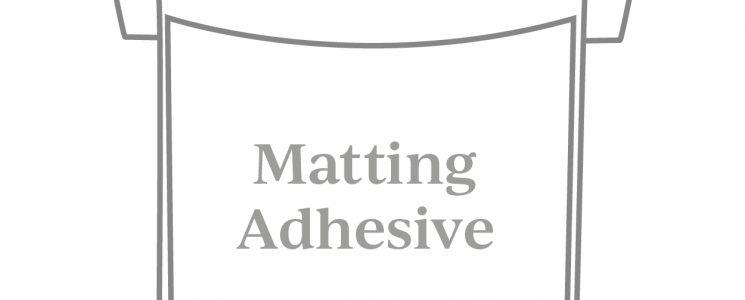 SSG596 – Ancillaries Matting Adhesive