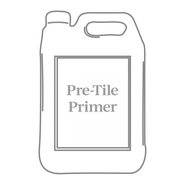 Pre-Tile Primer