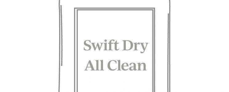 SSG596 – Ancillaries Swift Dry All Clean