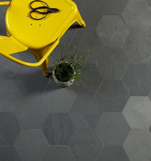 Steel Hexagon