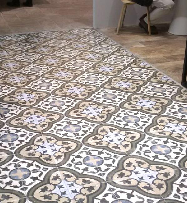 Decorative Porcelain Floor Tiles Shapeyourminds