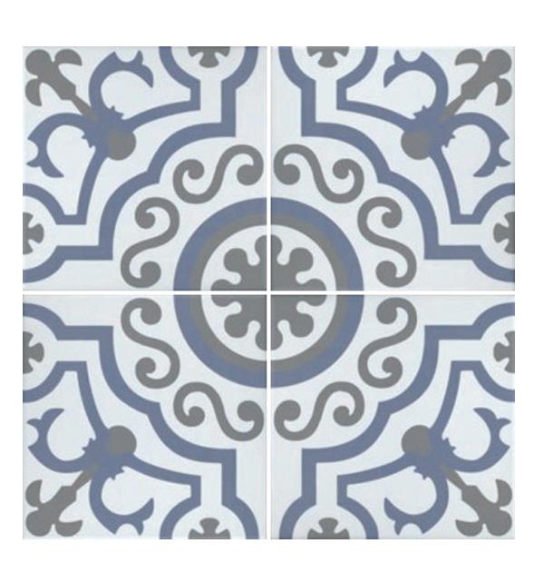 Moroccan Impressions Ducados Porcelain