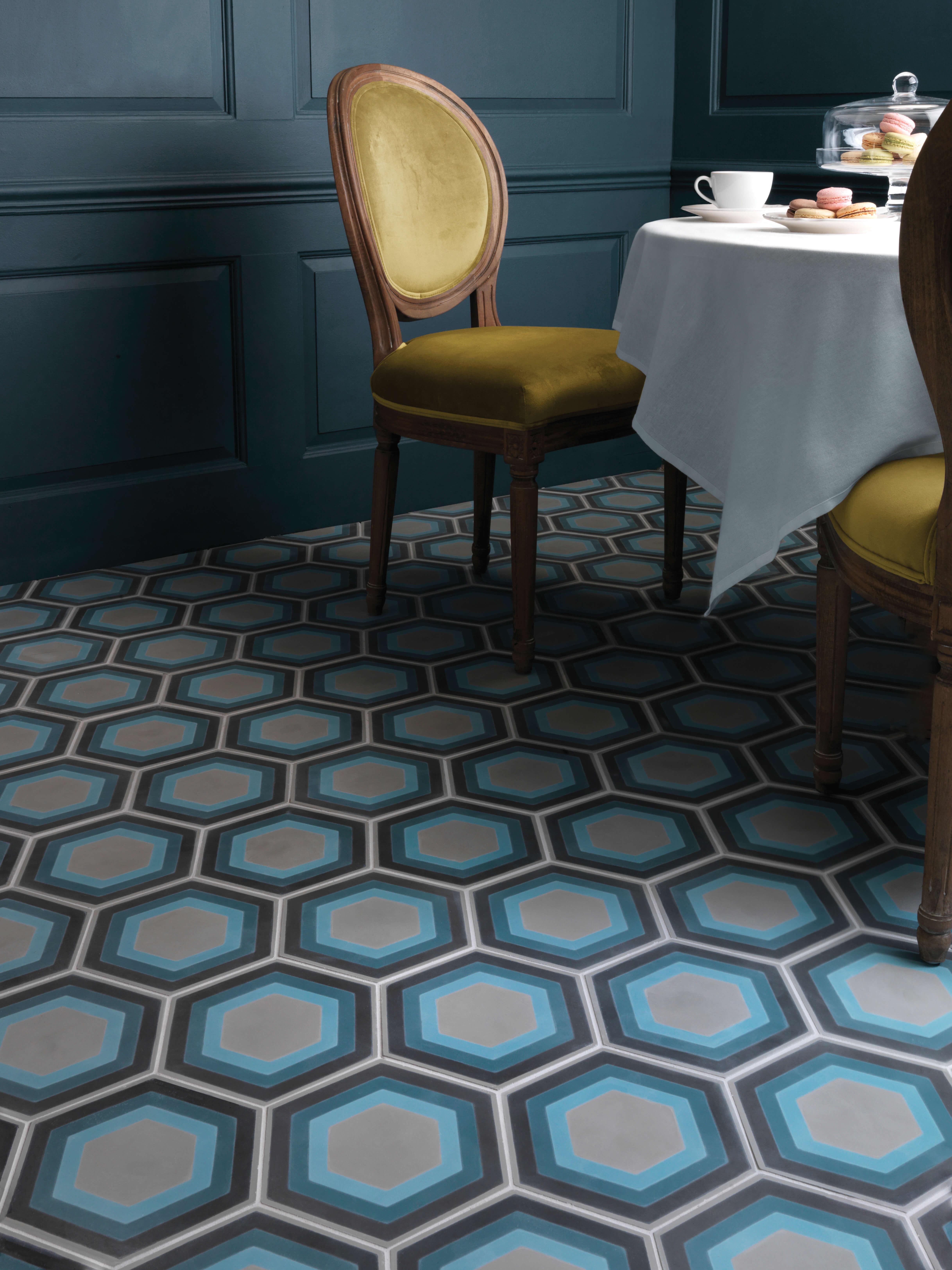patisserie pattern tile tiles ca 39 pietra. Black Bedroom Furniture Sets. Home Design Ideas