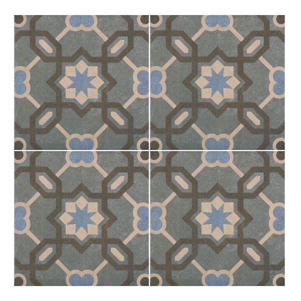 Outlet – Moroccan Impressions Porcelain Retro