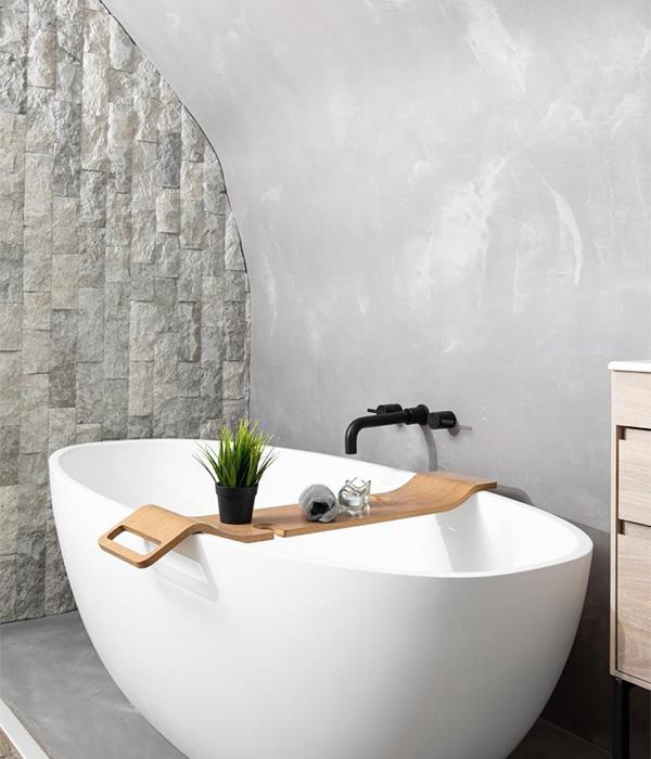 Rockface Weltzner – North Arch Bathrooms London