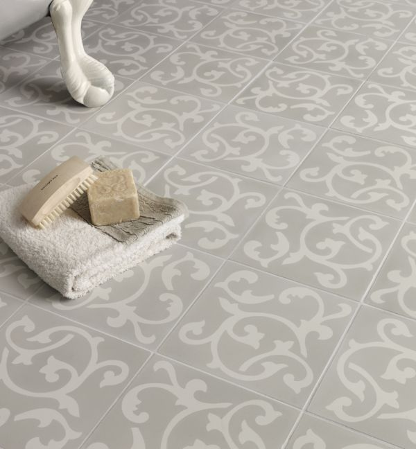 Bloomsbury Pattern Tile Tiles Ca Pietra
