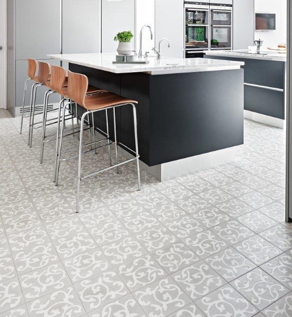 Bloomsbury Pattern Tile Tiles | Ca\' Pietra