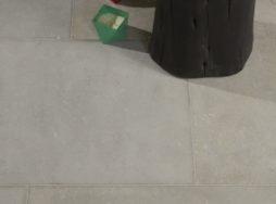 Corfe Limestone Etched