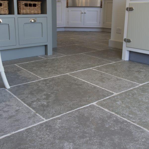 Denham Limestone Seasoned Finish