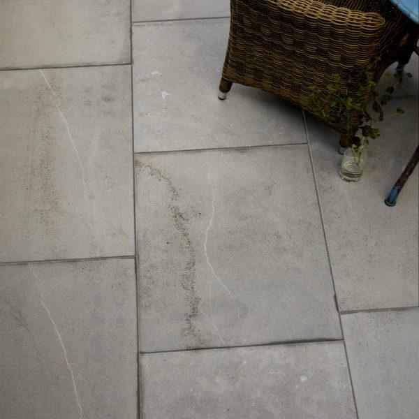 Corfe Limestone Etched Finish