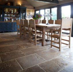 Medieval Bourgogne Limestone Weathered Finish