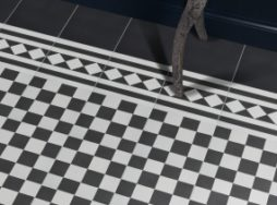 Chequer Pattern Tile