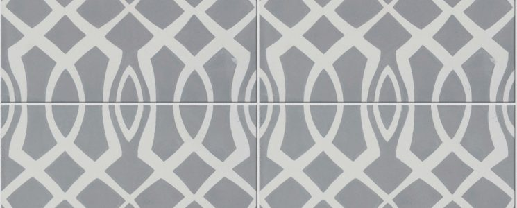 Modern Lattice Soft Grey x4