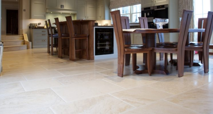 How to care for your natural stone floor