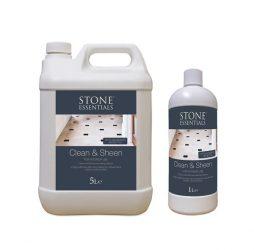 Stone Essentials Clean & Sheen