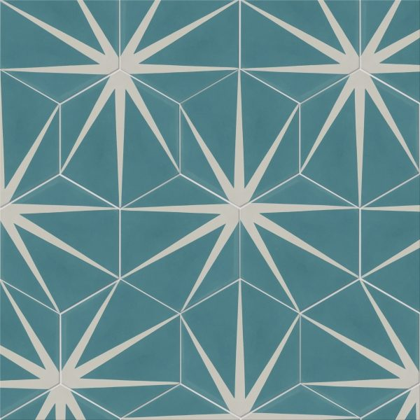 Lily Pad Marine Pattern Tile Tiles Ca Pietra