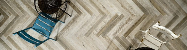 Bring nature inside with wood-effect flooring