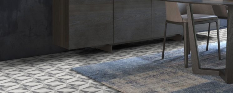 Create an impact with Terrazzo tiles