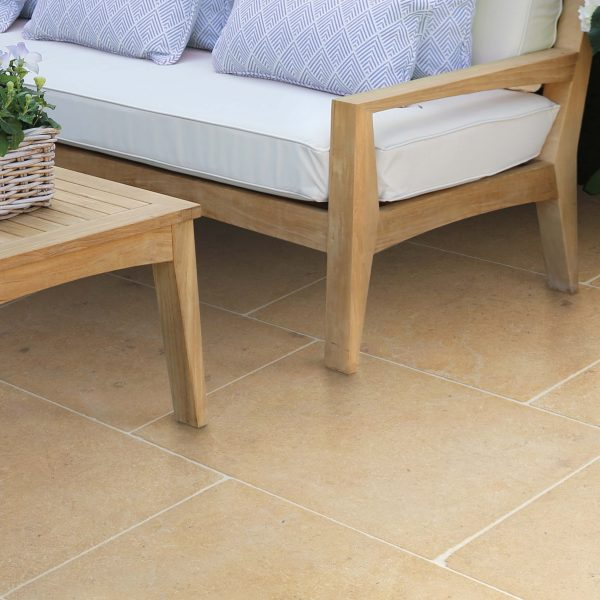 Neranjo Limestone Tumbled & Etched Finish