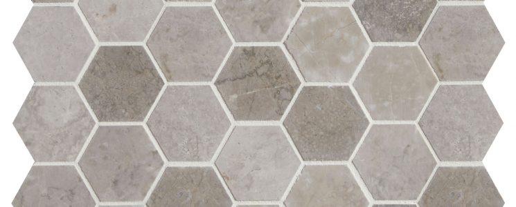 Palladio Marble – Hexagon