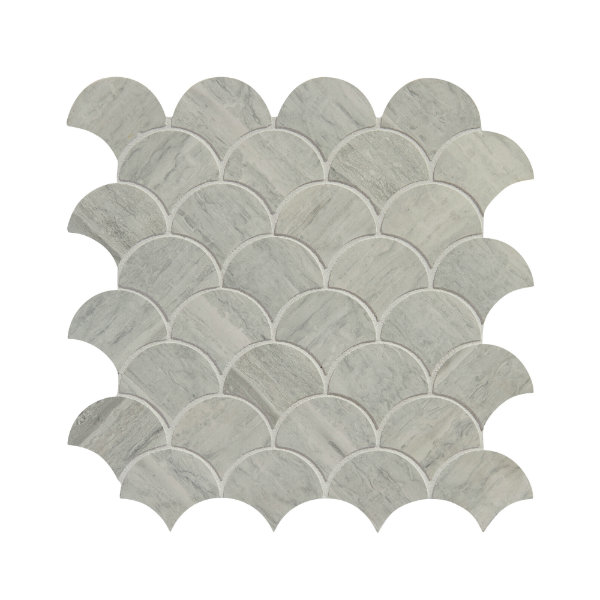 Yangai Mosaic Silver Blue