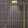 Smoke Carter Gloss Ceramic Tile