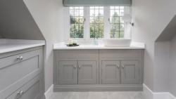 Bespoke bathroom design by Burlanes Interiors