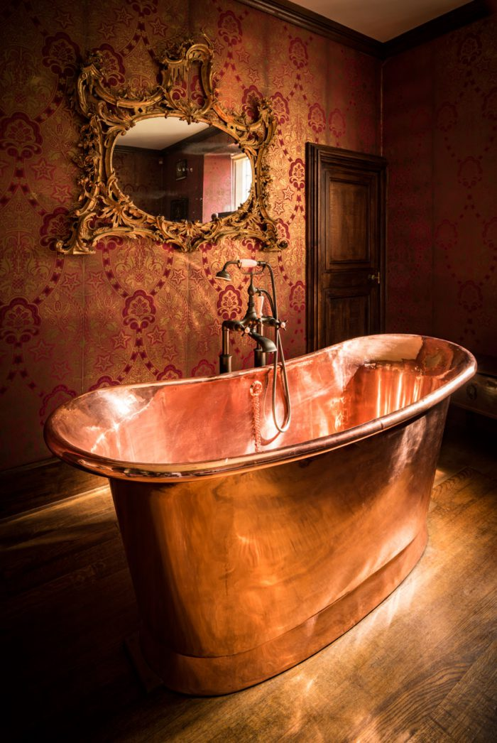 William Holland Copper Bath
