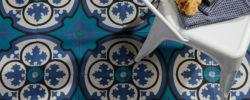 Aruba Encaustic pattern tile