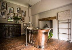 William Holland - Nickel Bateau Bath