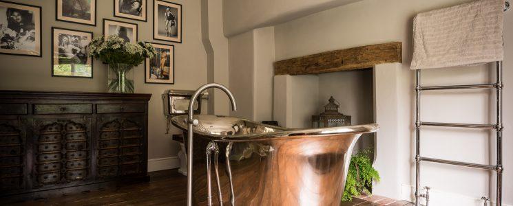 William Holland – Nickel Bateau Bath