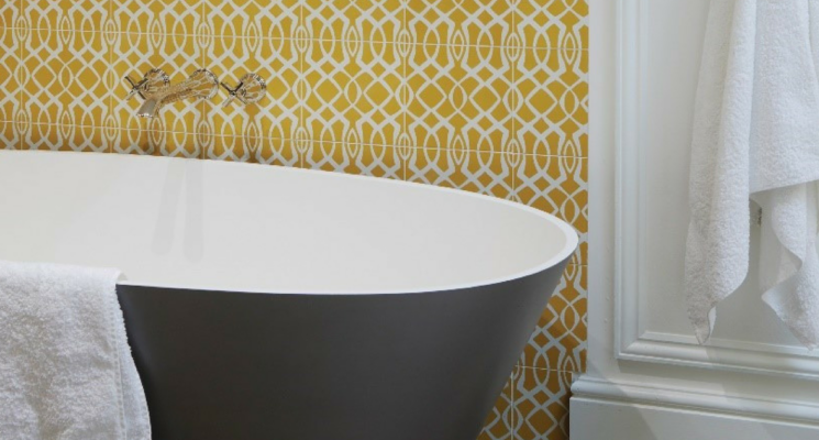 Tile pattern trends for summer