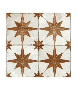 Spitalfields Retro Star Oxide Ceramic