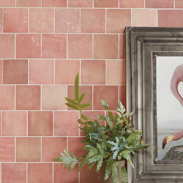 Bazaar Ceramic Rose Mallow