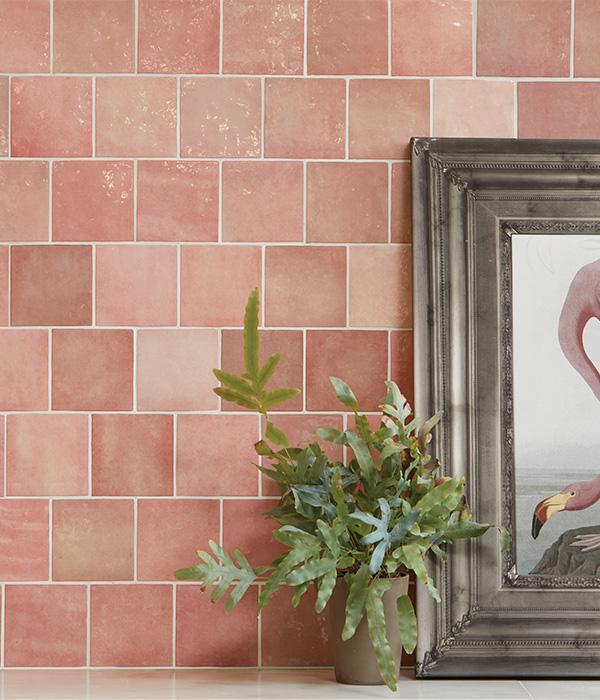 Bazaar Ceramic Gloss Rose Mallow 600×700