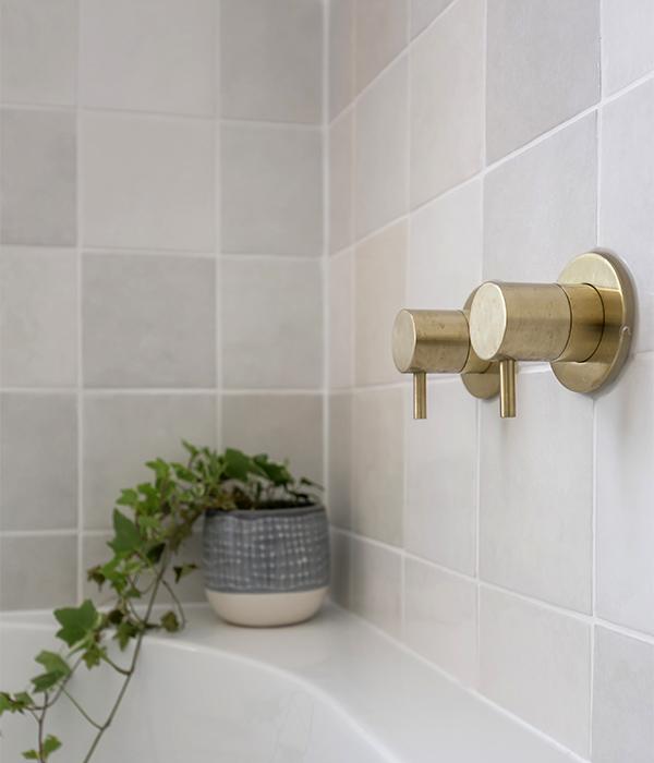 Bazaar Ceramic White – Simply Bathrooms Ltd