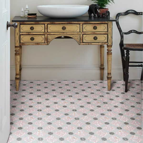 Venice Rose Porcelain