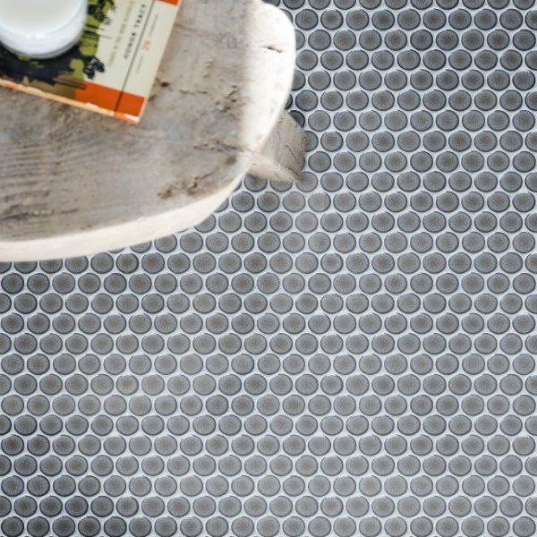 Outlet – Yoga Penny Porcelain Mosaic Tempest
