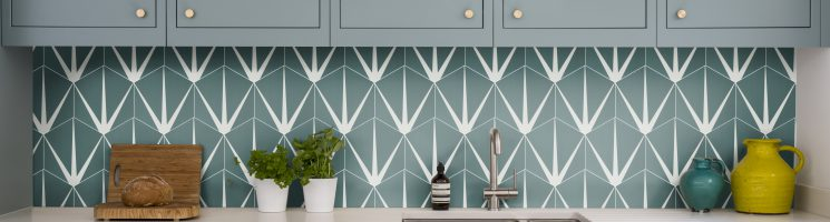 Win Lily Pad Porcelain Tiles